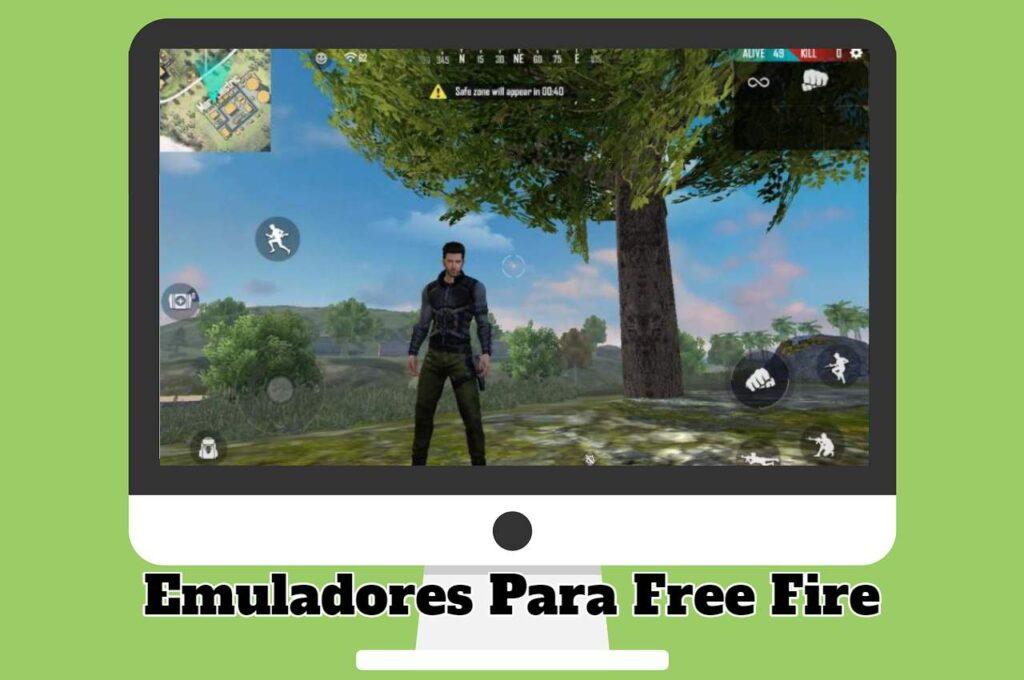 Emuladores de Free Fire