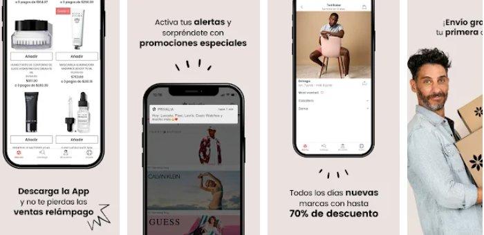 App de Privalia